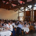 The 2017 Achievements Formal dinner in the Wolfson Hall