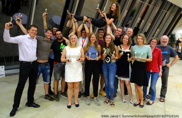 Space Mission: the European Space Agency's Summer School