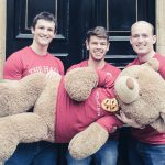 Team Bear Bones: Ed Baker, Sean Selzer and Freddie Soerensen