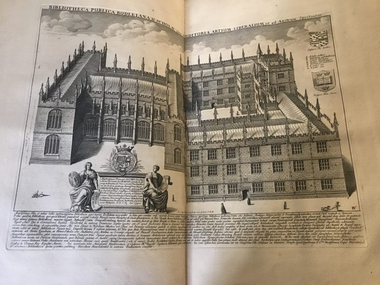 Bodleian Library and Schools