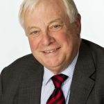 A photo of Christopher Patten