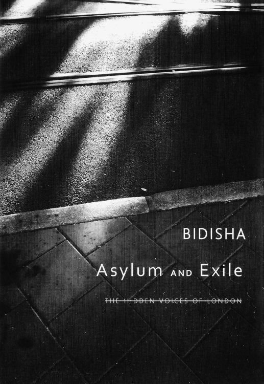 Cover of Asylum and Exile, by Bidisha