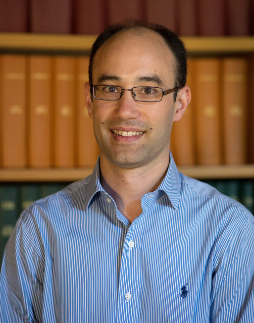 Professor David Dupret