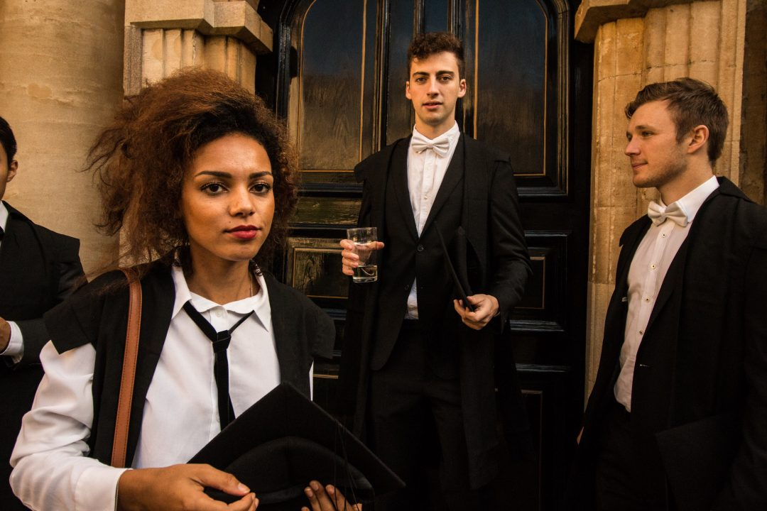 Matriculation by Karl Dudman