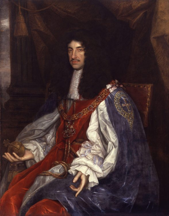 King Charles II of Endgland