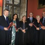 Honorary Fellows 2019 and Principal of St Edmund Hall
