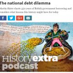 Screenshot of Martin Slater's podcast on History Extra