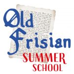 Logo for the Old Frisian Summer School