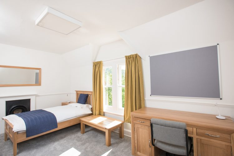 Room 2-1 at 24 Norham Gardens