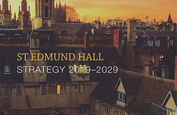 St Edmund Hall Strategy