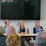 The Aularian Women in Business panel