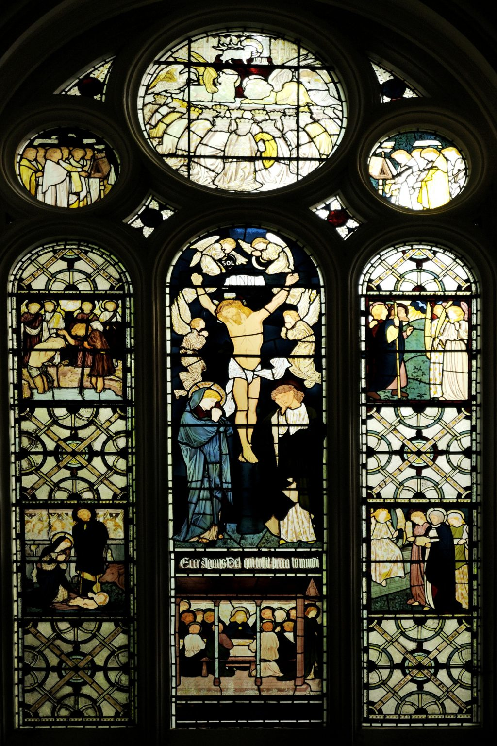 The East Window, by William Morris